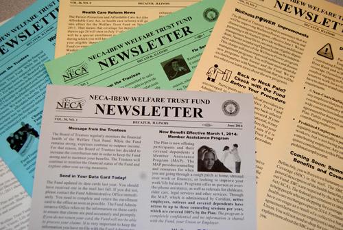 Welfare Trust Fund Plan Benefits and Description | NECA-IBEW